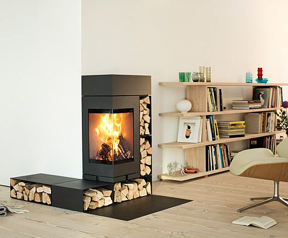 188 best Fireplaces in the corner images on Pinterest Fire - wohnzimmer modern mit ofen