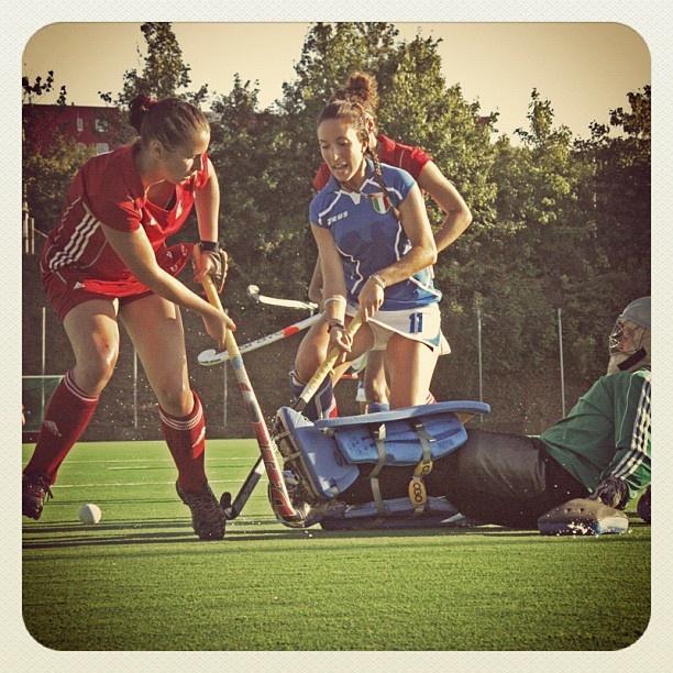 #fockey #fockeypic #fockeylove #fieldhockey #fieldhockeylove #game #sport #goalie #fieldhockeygoalie #italy