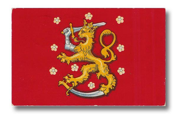 Leijonalippu oli Suomen valtiolippuna joulukuulta 1917 toukokuulle 1918. Senaatti teki 5.1.1918 eduskunnalle lakiesityksen Suomen lipusta, jossa olisi kullankeltainen leijonavaakuna punaisella pohjalla. Lakiesityksen käsittely keskeytyi, kun maassamme syttyi sisällissota 28.1.1918. Leijonalippua käytettin kuitenkin virallisena valtiolippuna ja se oli mm. aluksissa, joissa jääkärit tulivat Suomeen 1918 (Adolf Bockin maalaus).