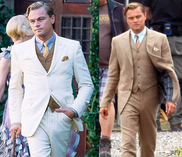 1920s Mens Fashion Gatsby video » FashionTV