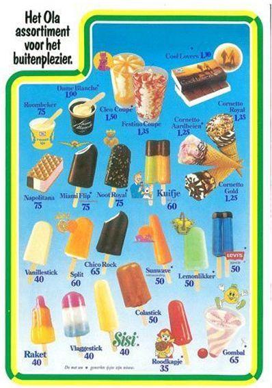 Mijns Inziens: Klassiekers deel 160: Gompie, het ijsje met een kauwgombal
