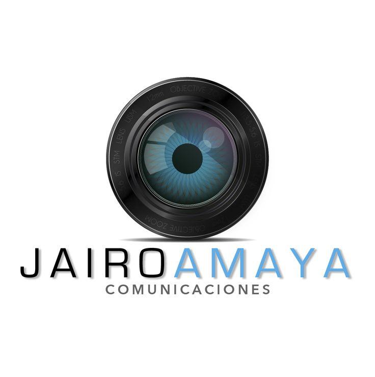 Diseño y Desarrollo de Marca. Cliente: Jairo Amaya Comunicaciones.  #Brand #Logo #Advertising
