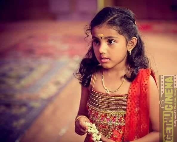 Actress Meena S Daughter Nainika Stills Gethu Cinema Actresses Child Actresses Biography Movies