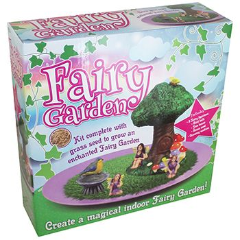 Fairy Garden | Craft Activities For Kids At The Works £120 // This Enchanted  Fairy Garden Kit Is Perfect For Bringing A Touch Of Magic To Your Little  Ones ...