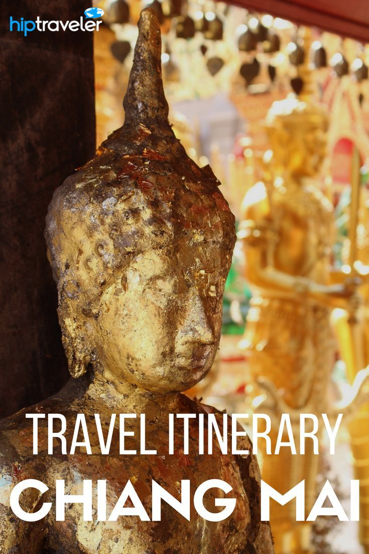 The ultimate travel guide to experiencing Chiang Mai, Thailand, including best temples, museums, markets and restaurants. Practical tips for your trip to Southeast Asia! | Blog by HipTraveler: Bookable Travel Stories from the World's Top Travelers: