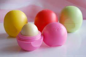 Fav makeup brand- EOS.   AL