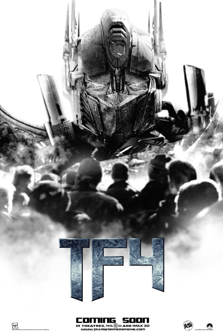 Transformers 4 - teaser poster by AndrewSS7.deviantart.com on @deviantART