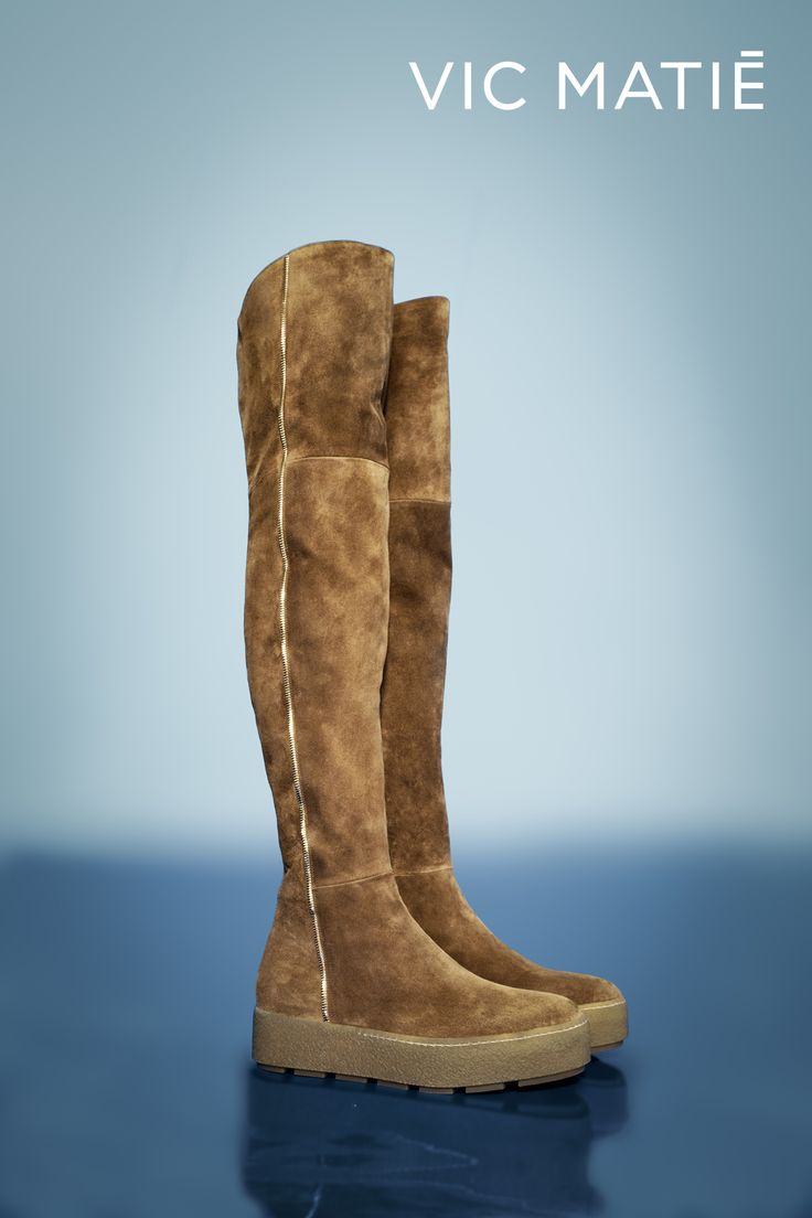 VIC MATIE' | Charming overknee boot