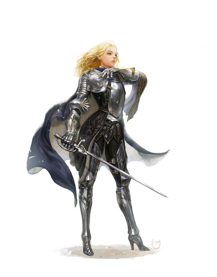 ArtStation - knight, c juk