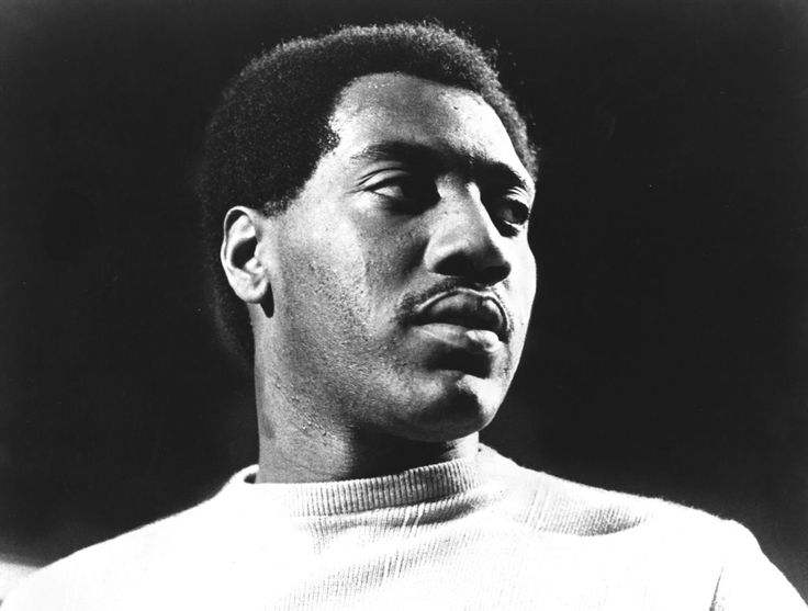 "Otis Redding. ""Just Sitting on the Dock of the Bay""...."