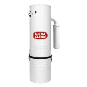 All Steel Canadian Made Top Quality Central Vacuum Cleaner Ultra Clean Power Unit 7,500