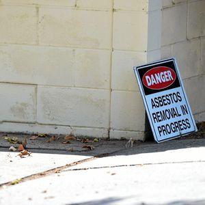 Asbestos is a killer #asbestos