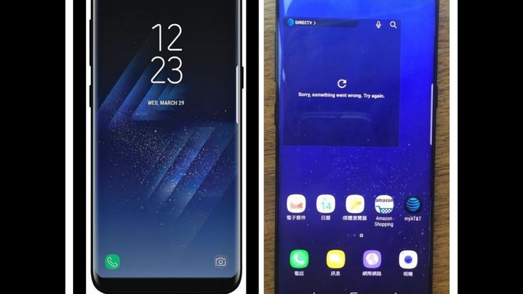 Samsung Galaxy S8 in all its glory