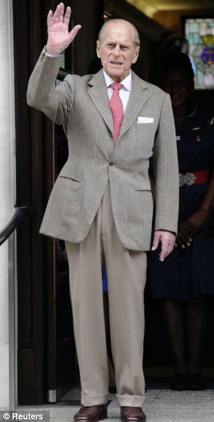 Prince Philip going home in time for his 91st birthday!: Brit Royals, British Royalty, Leaving Hospital, England S Royalty, British Royals, Royals England, Royal Ta Da S, Prince Philippe