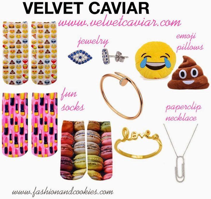 Velvet Caviar favorites