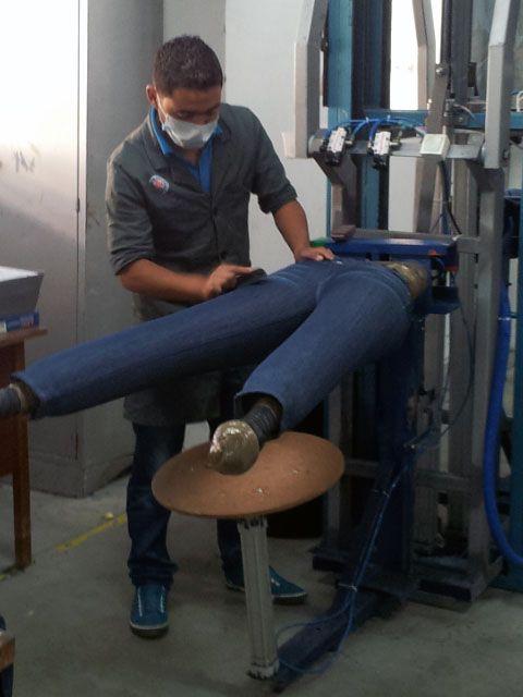 TMO Inkoopproject    Excursie Turkije, Macedonië en Tunesië    Jeans Fabriek in Tunesië