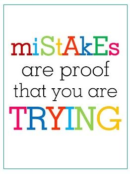 Beautiful Love This Quote. Think Itu0027s A Great One To Share With Children That Are  Hard On Themselves When They Make Mistakes. Recognise Their Effort.