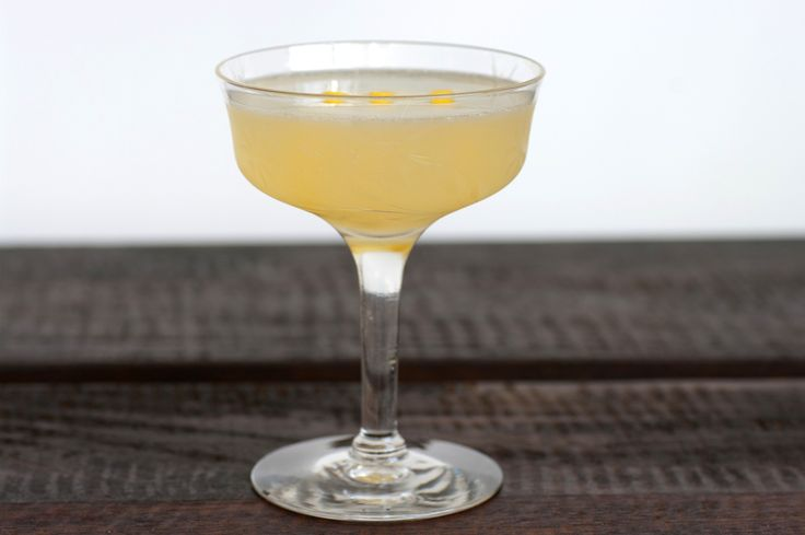 The Bee's Knees cocktail is a gin, lemon and honey classic that dates back to prohibition