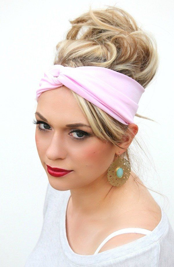 Turn heads this season with our amazing cotton twist headbands! You will love the soft material that sits against your pretty little head! Wear them with your hair pulled up or with your hair down....