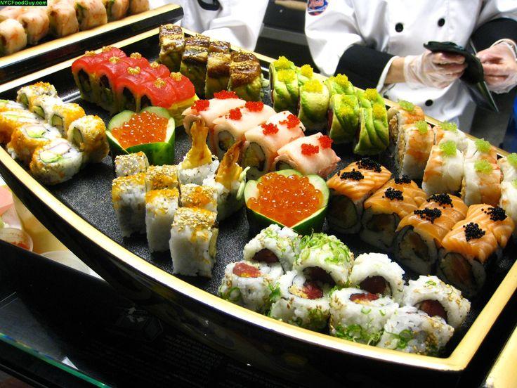 sushi, sushi, sushiDinner, Gourmet Food, Mouth, Food Presents, Nom Nom, Gardens Parties, Sushi Rolls, Favorite Food, Heavens
