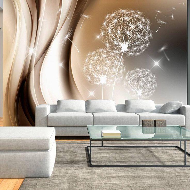 25 best ideas about fototapete pusteblume on pinterest. Black Bedroom Furniture Sets. Home Design Ideas