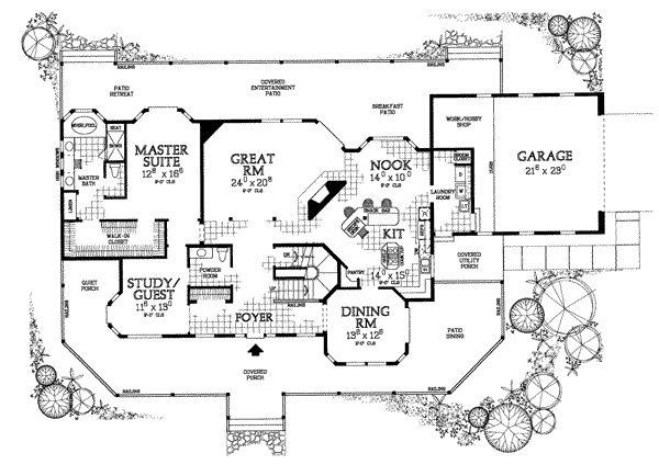 4 bedroom 2 1/2 bath: Homes Plans, Country Houses, Farmhouse House Plans, Floors Plans, Country House Plans, 103 Xavier, Floor Plans, Country Farmhouse, Farmhouse Plans