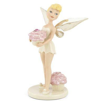 Lenox Tinkerbell's BirthdayTreat Figurine