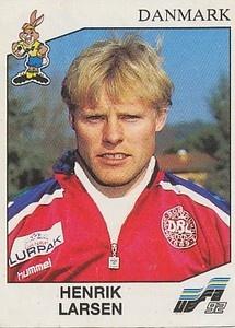 Henrik Larsen - Denmark