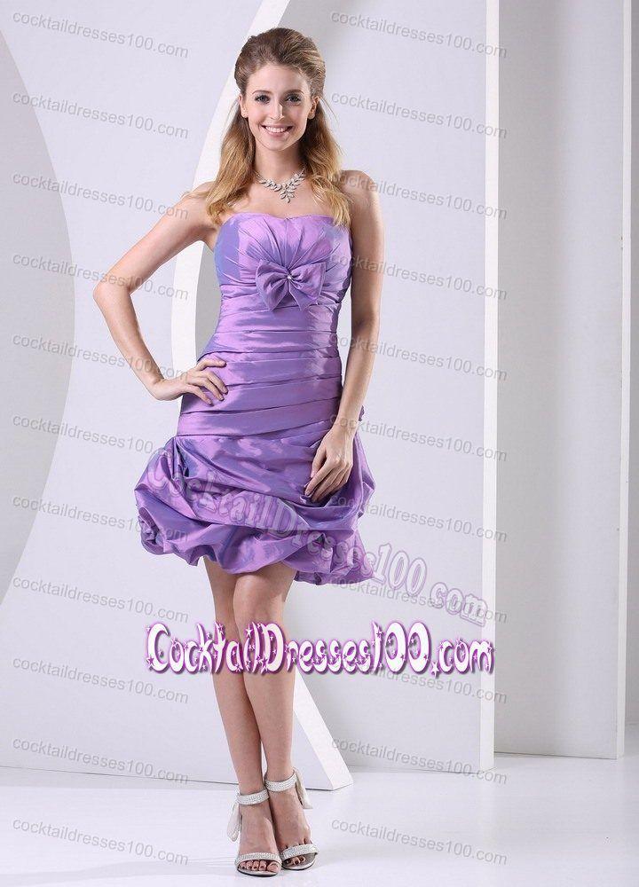 8 mejores imágenes de Graceful Cocktail Dresses with Bowknot en ...