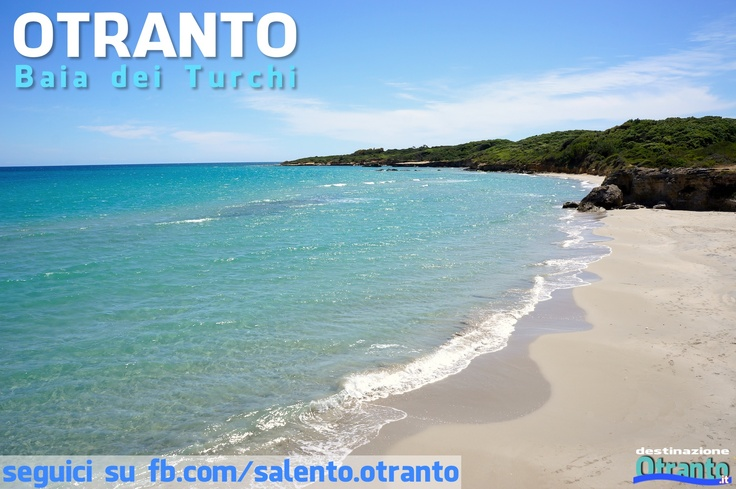 Otranto - Baia dei Turchi