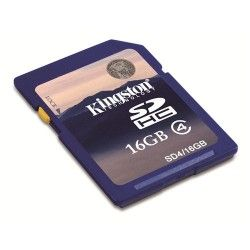Kingston Technology 16GB SDHC Card