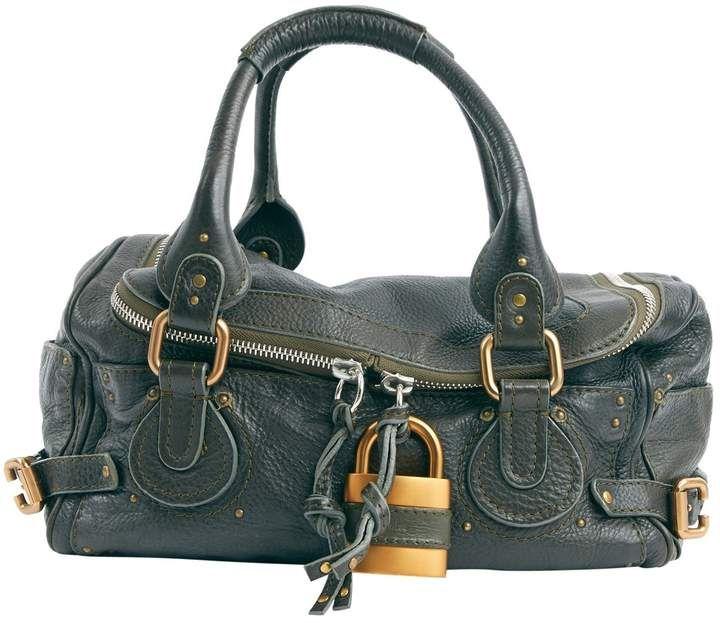 Chloé Paddington leather bag 7b797f80c57f1