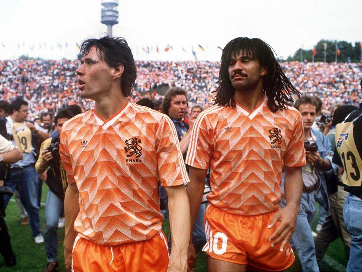 Dit zijn de legendes van de EK finale.