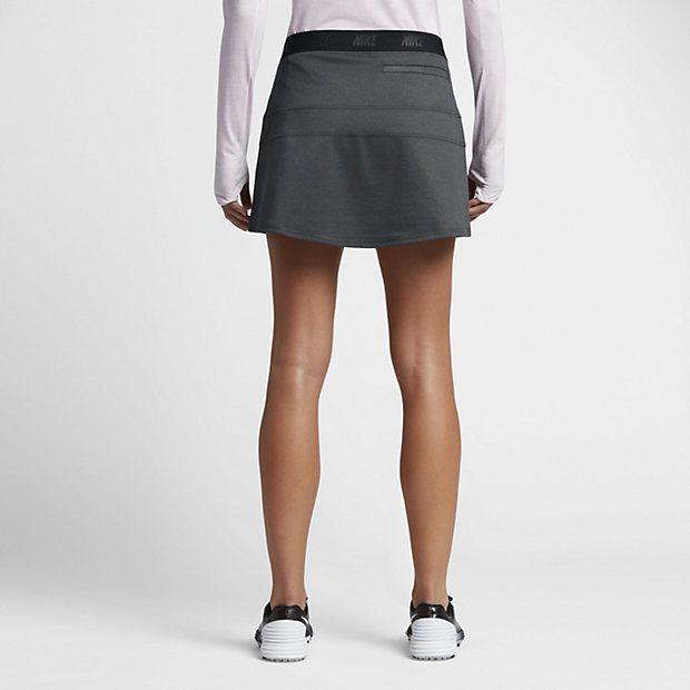 Γυναικεία φούστα-σορτς γκολφ Nike Ponte