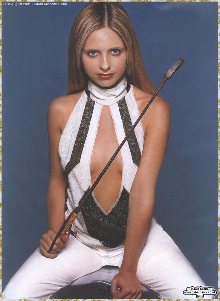 buffy summers sexy