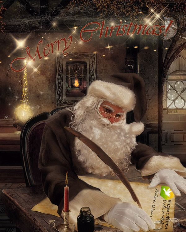 Merry Christmas! Santa's checking his list and you're on it Barbara! ❤️