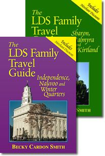 LDS Family Travel - Mormon Church History Guidebooks