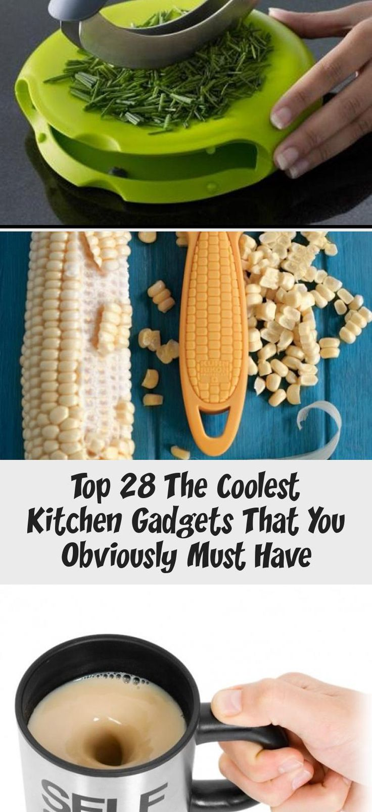 Top 28 The Coolest Kitchen Gadgets That You Obviously Must