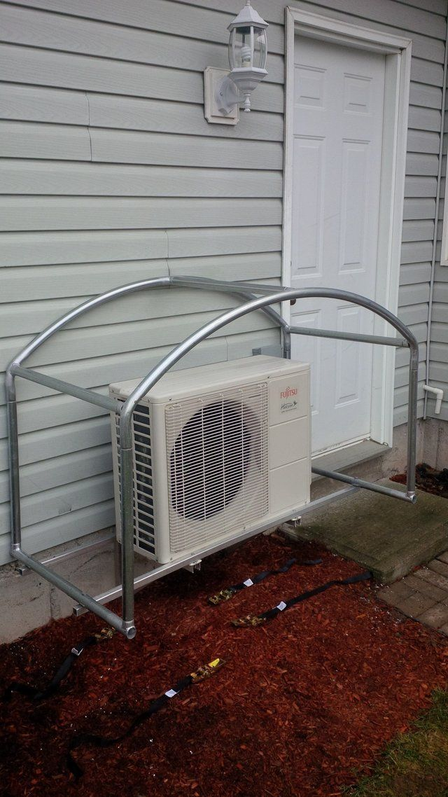 Cover Tech Inc Mini Split Heat Pump Covers Heat Pump Cover Heat Pump Refrigeration And Air Conditioning
