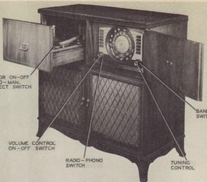 vintage silvertone console wiring diagram 1969 camaro console wiring diagram