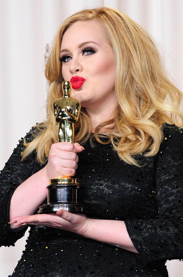Adele for the win #Oscars #Winners #Skyfall