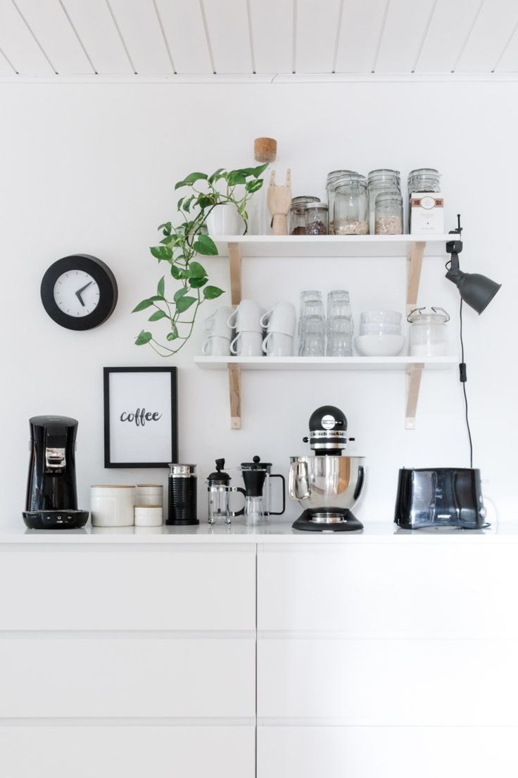 Die 25+ besten Ideen zu Offene küchenregale auf Pinterest ... | {Küchenregale 84}