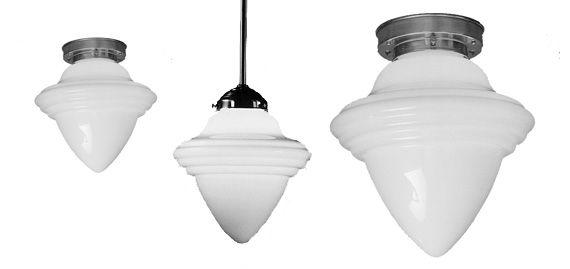 Giso lampen, glazen kap, Gispen verlichting, schoollamp, Art deco, De Klare Lijn leiden, Zuid Holland