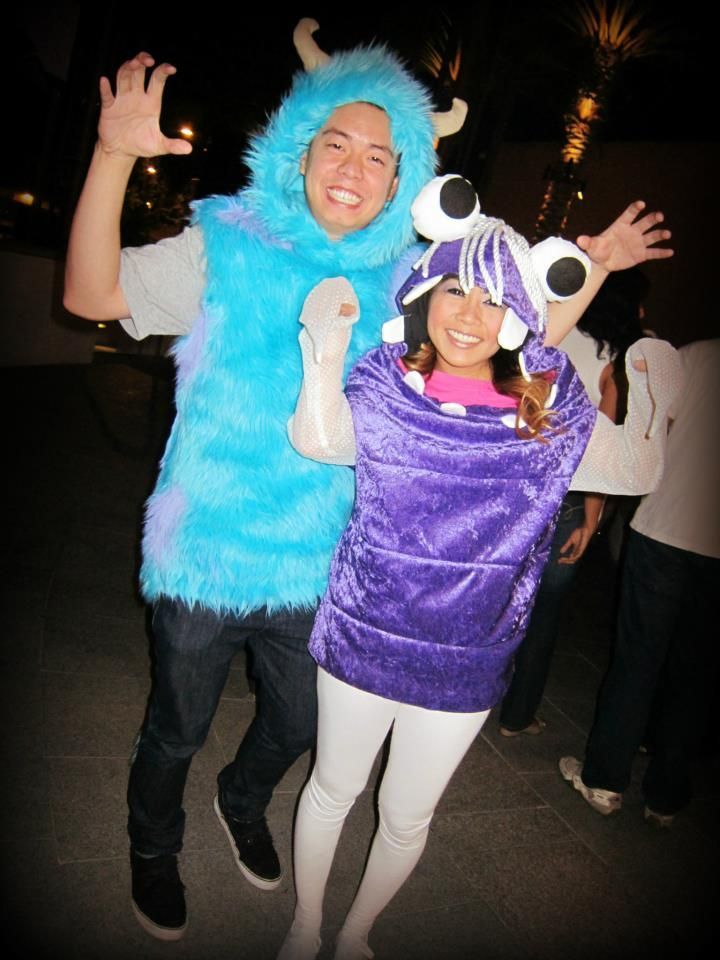 sulley monsters inc halloween costume - Monster Inc Halloween Costumes Boo