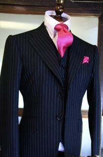 Bespoke Suit [S - KB] - S1 «Kyoto Bespoke Taylor Oguri - Ogre