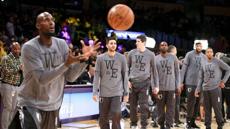 Timberwolves unveil warm-up shirts dedicated to Flip Saunders