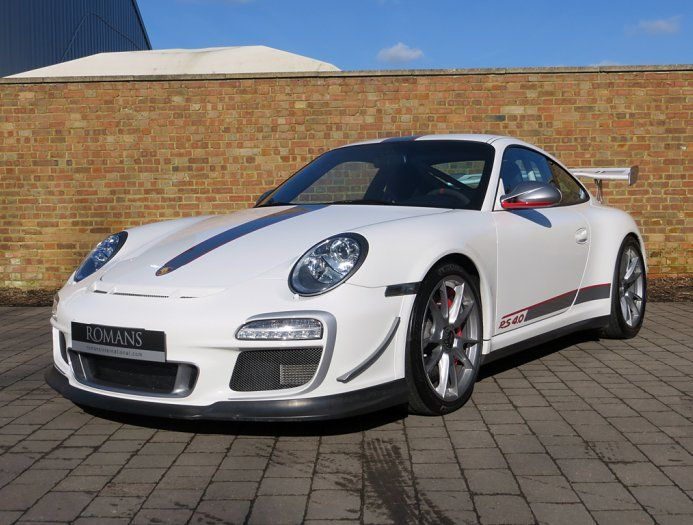 2012 Porsche 911 (997) GT3 RS 4.0 for sale | Carrara White