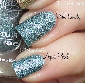 Textured Nail Polish Comparisons