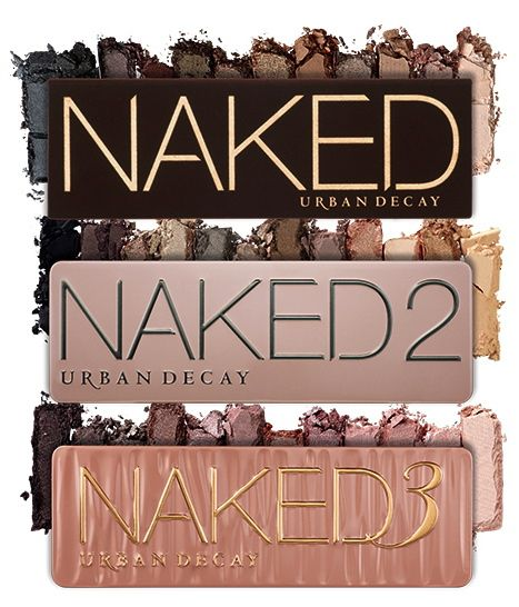 NAKED 1-2-3- Urban Decay