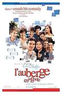 L'auberge espagnole (2002) - Cédric Klapisch. L'appartamento spagnolo.  (France, Spain).